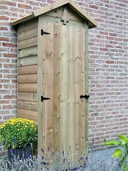 Armoire on - Armoire de jardin solide ...