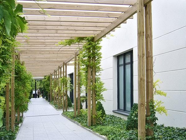 pergolas am nagements d 39 ext rieur bois jardins. Black Bedroom Furniture Sets. Home Design Ideas
